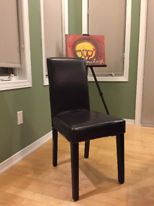 Four dining chairs available in great condition