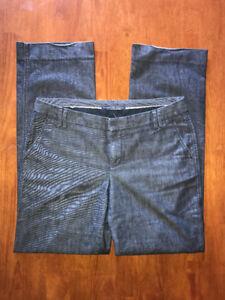 GAP Straight Leg Stretch Jean (Long) Size 12