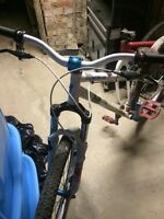 Specialized p1 with upgrades dirt jumper DJ