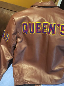 BRAND NEW never worn Queens ArtSci Jacket Class 2018