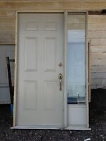 Exterior Doors with Frames