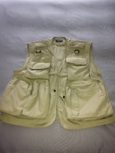 Photo Vest With Padded Pockets