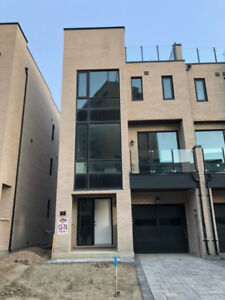 Brand New Luxurious Townhouse with Rooftop Terrace,  Etobicoke