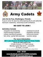 Army Cadets 2511 Lake Superior Scottish Regiment