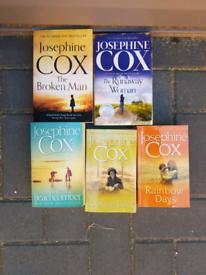 Josephine Cox paperbacks