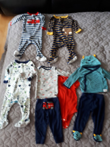 Carters. Cute Baby Boy Sets (9 months )