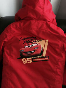 New! Disney Cars 2 of snowsuits size 12-18 Kitchener / Waterloo Kitchener Area image 3