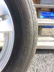 Tires and mags for sale SOLD Cornwall Ontario image 1