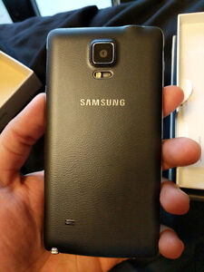 Samsung Note 4 black Mint with otterbox Kitchener / Waterloo Kitchener Area image 3