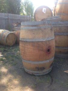 Oak wine & whisky barrels Regina Regina Area image 8