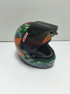 Action Bobby Labonte Small Soldiers Interstate Batteries Helmet Kitchener / Waterloo Kitchener Area image 3