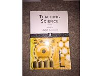 Selection of teaching books