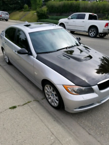 2007 BMW 335xi AWD Twin Turbo