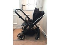 Babystyle oyster2 pushchair, USED ONCE!