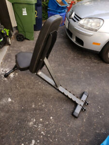 Northern Lights Incline Bench That Folds Down
