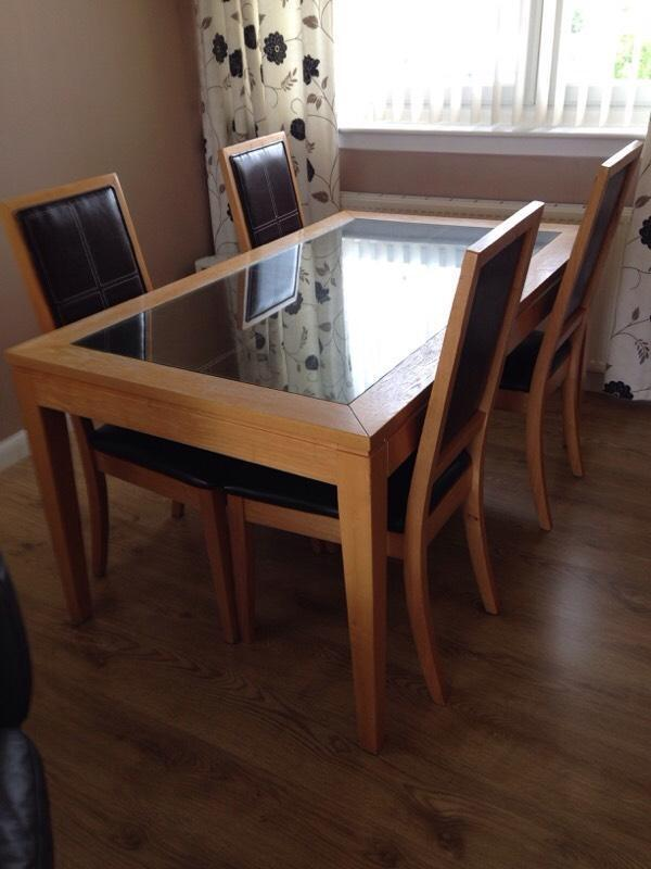 pine dinning table in east kilbride glasgow gumtree