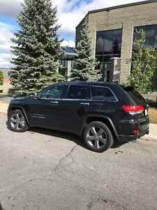 2014 Jeep Grand Cherokee Fully Equiped - MUST SEE
