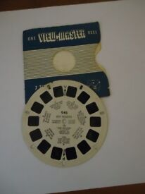 VIEWMASTER VERY RARE COWBOYS AND INDIANS REELS