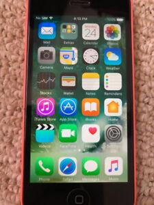 iPhone 5C 16 gigs unlocked