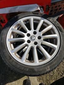 Jaguar X type Alloy wheels for sale  Stockport, Manchester