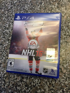 NHL 16 FOR PS4