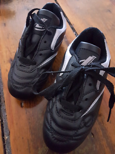 Soccer shoes size 11 youth brand new in box.