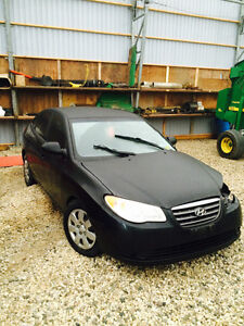 2007 Hyundai Elantra complete part out