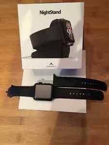 Apple Watch 42mm Acier inox