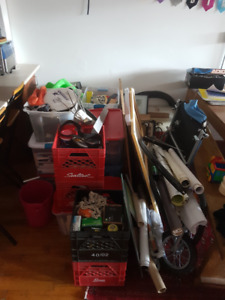 MASSIVE LOFT MOVING SALE