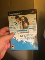 5 PS2 games for sale. 25$ look at the photos