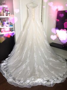 Wedding dress and evening dress for SALE