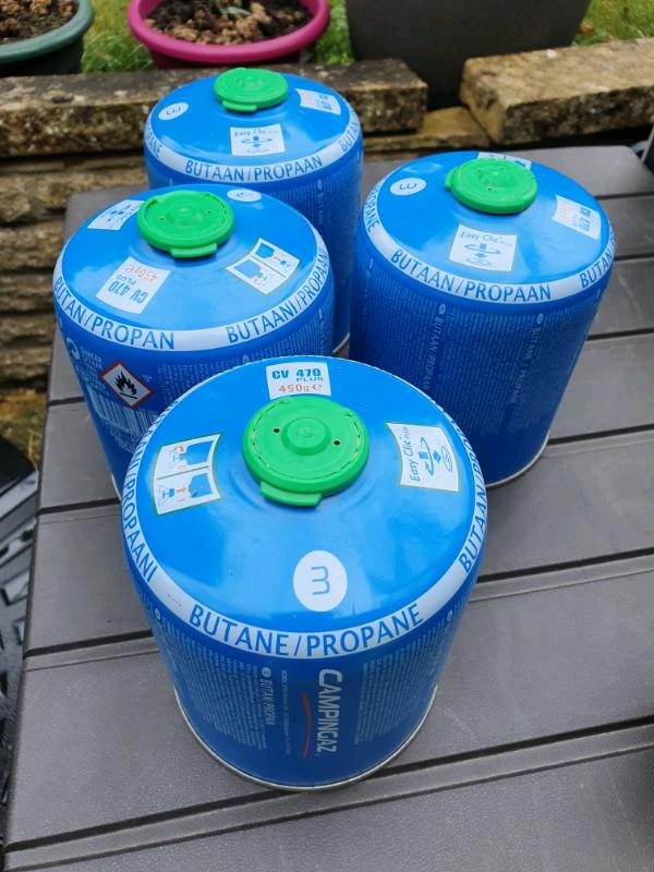 Campingaz CV470 PLUS gas bottles camping | in Milton Keynes,  Buckinghamshire | Gumtree