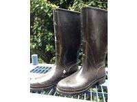 Wellington boots size 40