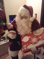 Noël approche réservé votre père Noël