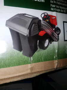 "Grass Bagger for Riding Mower 42"" to 46"" decks"