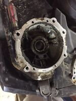 ISO rear diff for CanAm G2
