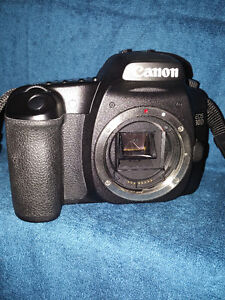 Canon DSLR 30D Kitchener / Waterloo Kitchener Area image 1