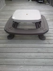Little Tikes Picnic Table, Step @ Wagon toys and wall decals Kitchener / Waterloo Kitchener Area image 3