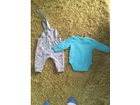 3/6 month next baby boy bundle. £20
