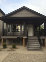 2 & 3 bedroom main level suites with covered deck available NOW!