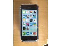 iPhone 5C EE Virgin 16Gb blue Excellent condition