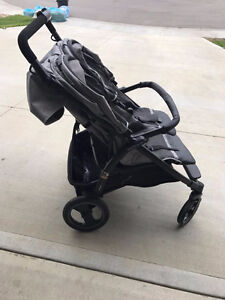 double peg perego stroller - barely used