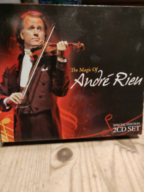 The Magic of André Rieu Boxed Special Edition 2 CD Set. 2010