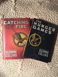 The hunger games and catching fire Kitchener / Waterloo Kitchener Area image 1