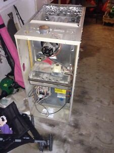 Natural gas furnace $250