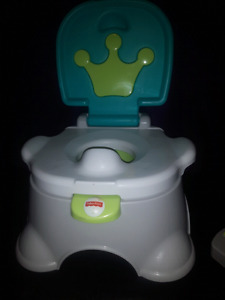 Almost new potty