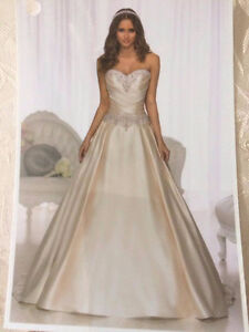 Dolce A-line Wedding Dress and Gown