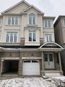 RENT/LEASE BRAND NEW SEMI DETACHED HOUSE  PRIME RICHMOND HILL
