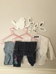 Lot vêtements excellent état fille, 12M
