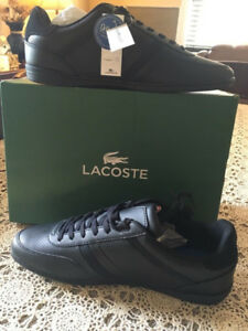 Men' s Lacoste Giron Snakers Souliers